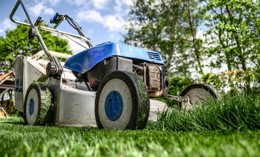 Winterizing Your Lawn Mower